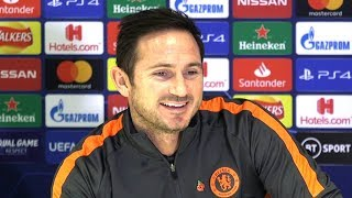 Chelsea 4-4 Ajax - Frank Lampard Full Post Match Press Conference - Champions League