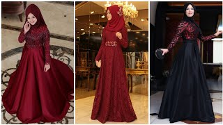 (2020) Hijab Dress Designs//Muslim Dress And Trendy Hijab Style//Hijab Outfits For Girls