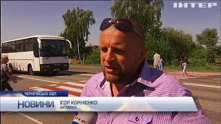 На Чернігівщині виявили тонни львівського сміття