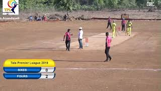Big Final S.A. Warriors Vs Soham Super Kings | Tala Premier League 2019