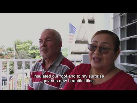 #MyPathStoneOpportunity – Claudio and Gladys recover their home