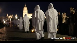 preview picture of video 'Semana Santa Salamanca 2015: Cristo del Amor y de la Paz'