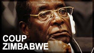 Mugabe's succession crisis in Zimbabwe