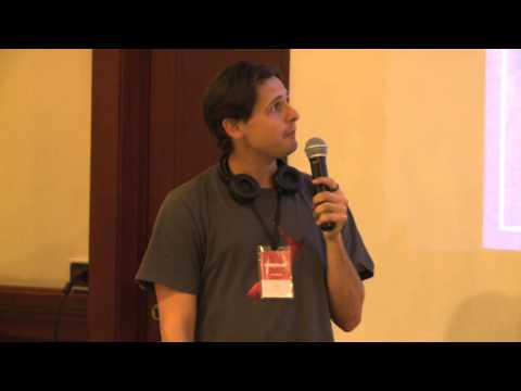 RubyDay 2015 - J. Kiesel - Is it me you're searching for?