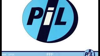 Public Image Ltd - fff (lyrics)