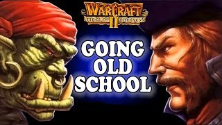 Grubby   Warcraft 2 : Tides of Darkness    Going Old School!
