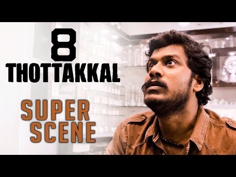 8 Thottakkal | Hindi Dubbed Movie | Super Scene | Vetri | Nassar | M. S. Bhaskar