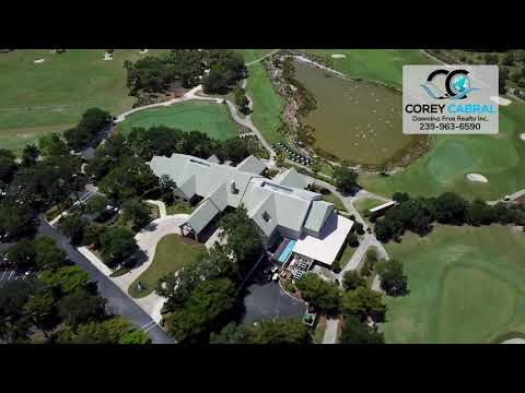 Twin Eagles Real Estate Video Fly Over in Naples, Florida