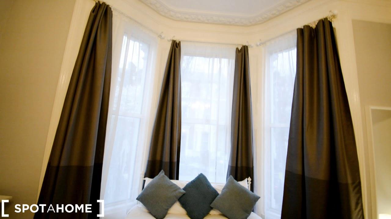 Sunny studio apartment to rent in Acton