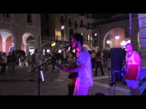 Andrea Brunini & Band Cantaturore Indie - Pop Rock Lucca Musiqua