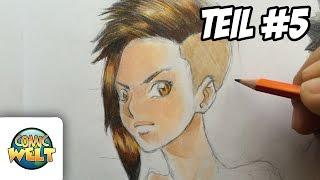 Wie Zeichnet Man Manga Haare मफत ऑनलइन वडय