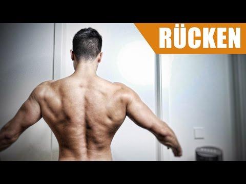 Wichtige Tipps & Fehler - Rückentraining