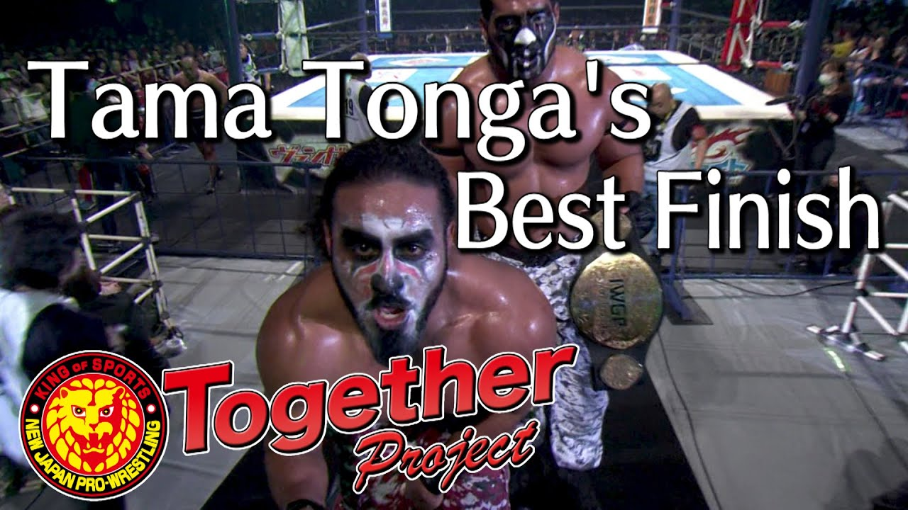 "Tama Tonga Calls Kenny Omega And The Good Brothers For ""Bullet Club"" Reunion"
