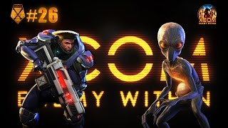 XCOM Enemy Within cz26 MOD Uciekajacy cel