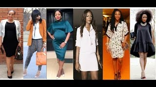 Trendy Maternity  Dresses Style For Nigerian Moms (Pictures)
