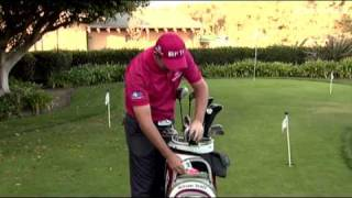 Padraig Harrington - Whats in the Bag