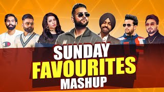 Sunday Favourites (Mashup) | Karan Aujla | Parmish Verma | Latest Punjabi Songs 2021 | Speed Records