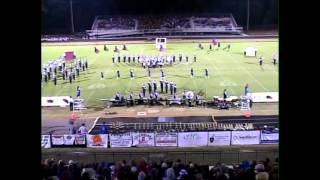 Haralson County Marching Rebel Band, 2014