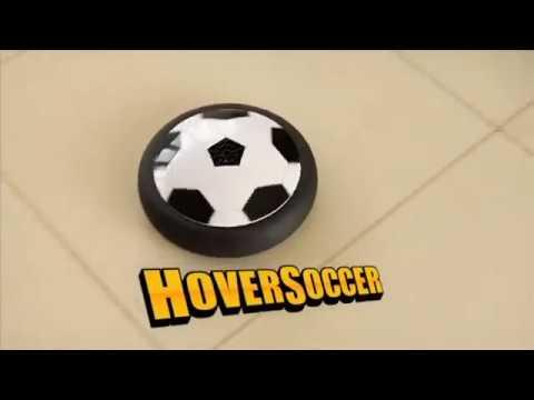 Youtube Video for Air Power Soccer Disk