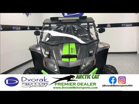 2018 Arctic Cat Wildcat XX in Bismarck, North Dakota - Video 1