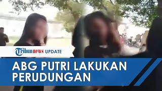 Viral Video Bullying ABG Putri di Solo, Korban Ditampar Habis-habisan, Pelaku Kini Minta Maaf