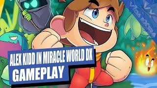 Alex Kidd in Miracle World DX: el héroe de la Master System regresa con un pixelart exquisito
