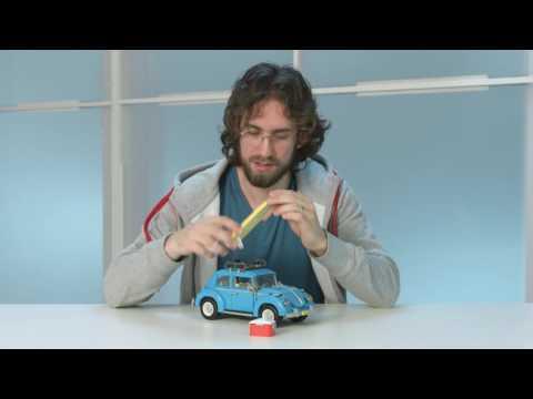 Expert VW Beetle - LEGO Creator - Designer Video 10252