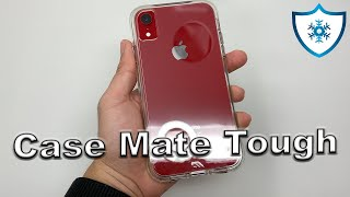 iPhone Xr | Case Mate Tough Clear Case Review