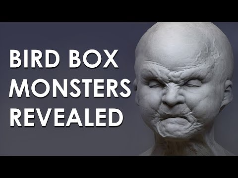 Bird Box: What The Monsters Look Like | The Creature Design Explained