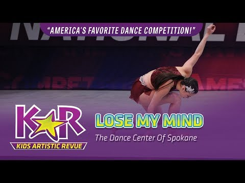 """Lose My Mind"" from The Dance Center Of Spokane"
