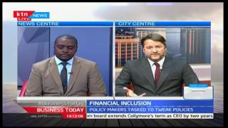 Business Today: Financial inclusion