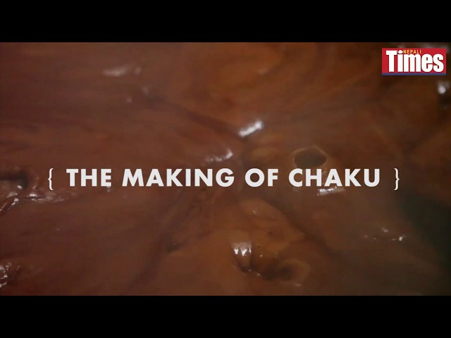 The making of Chaku