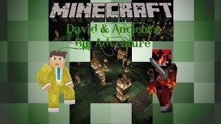 David & Ancient's Big Adventure: EP2 WHERE ARE YOU, DAVID?!