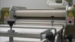 SP240 Soft Dough Divider with Moulder