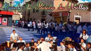 preview picture of video 'banda de musica de Utrillas'