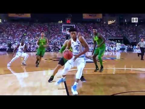 Golden State Warriors Trade For Jordan Bell Of The Oregon Ducks (2017) NBA Draft