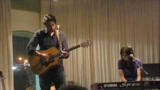 "Ari Hest w/ Amy Kuney @ Avenue L - ""Cranberry Lake"""