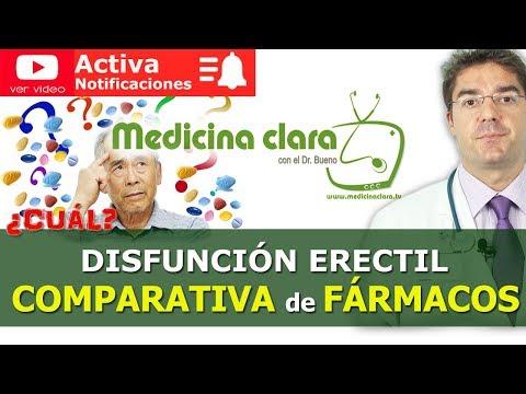 DISFUNCION ERECTIL ¿Cuál es la mejor 💊 pastilla para la disfunción eréctil?  | Medicina Clara