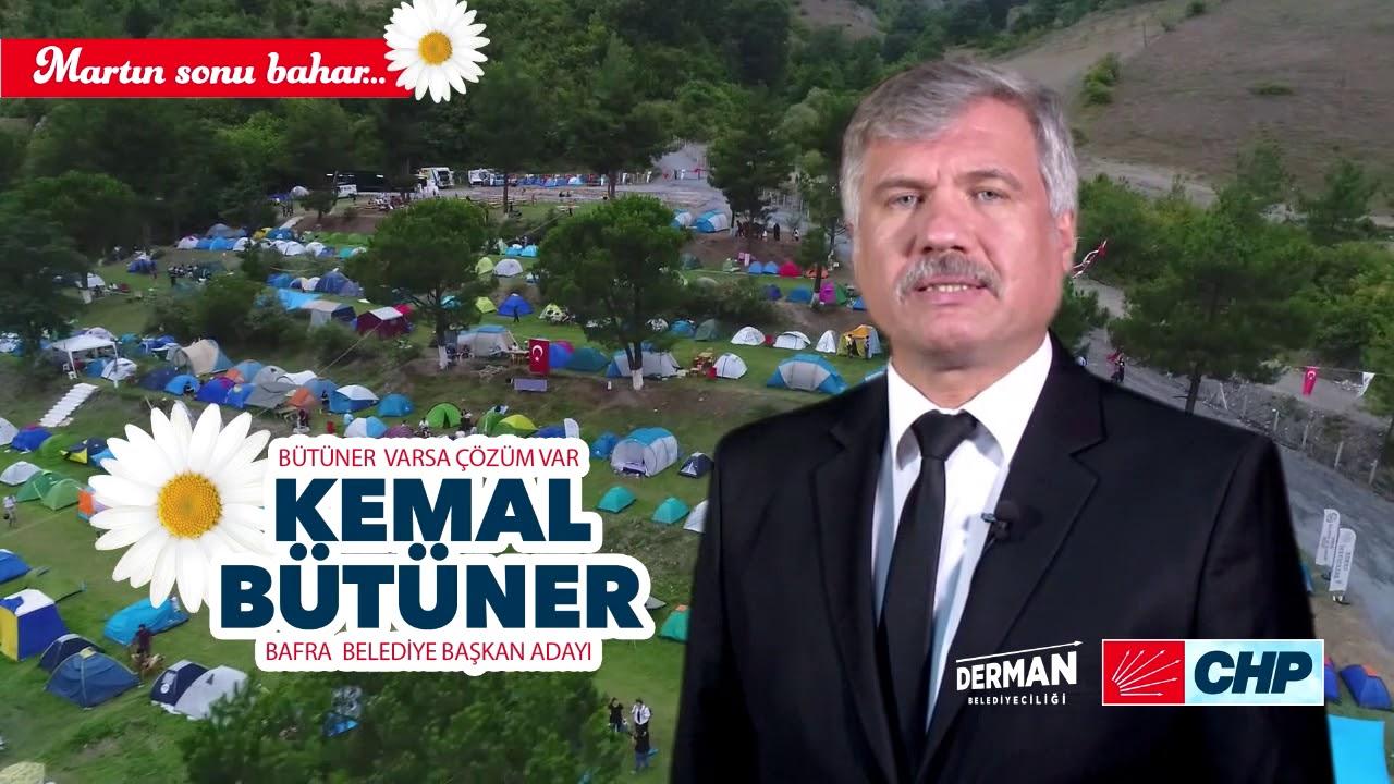 Kemal Bütüner: Gençlerimiz için doğal kamp alanı