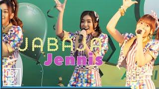 190708 BNK48 Jennis - Jabaja @ Grab 6th Years Anniversary [Fancam 4k60p]