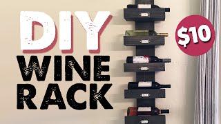 DIY Wine Rack | Shanty2Chic