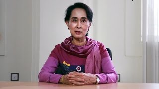 Aung San Suu Kyi: Advocate for the rights of women and girls