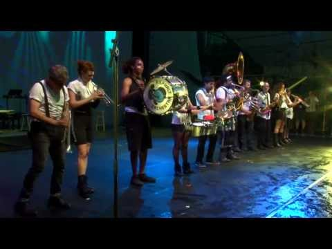 Asphalt Orchestra Plays the Pixies: Surfer Rosa, 4 tunes live from Lincoln Center online metal music video by ASPHALT ORCHESTRA
