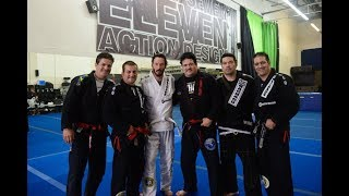Keanu Reeves and The Machado Brothers -John Wick 2  Training