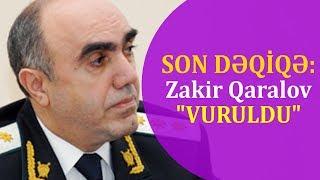SON DƏQİQƏ: Baş prokuror Zakir Qaralov vəzifədən gedir