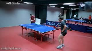 Masa Tenisi Turnuvası  - TT-Lig Turnuvası lig a Maçı