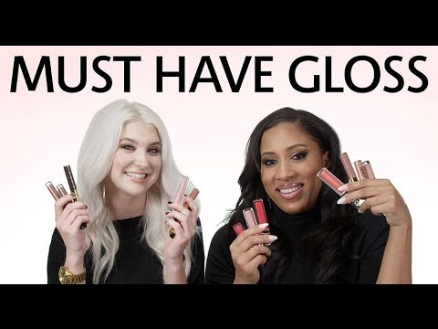 Swatching: Must Have Lip Gloss | Sephora