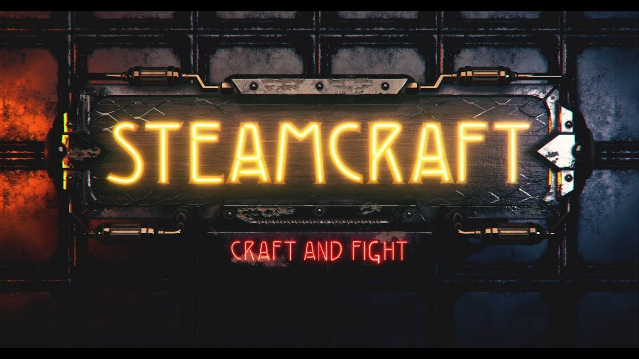 Steamcraft - Official Announcement Trailer (CGI)