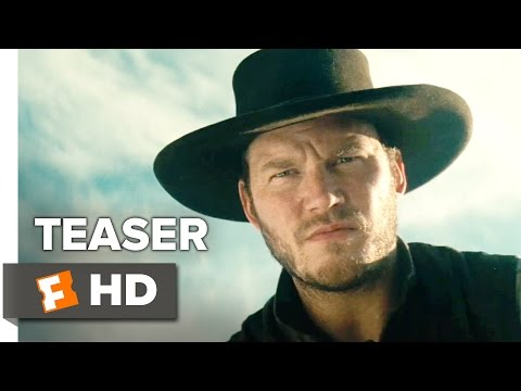[Trailer]  The Magnificent Seven  (2016)