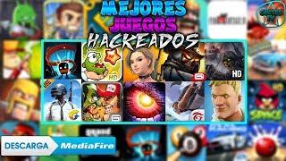 Top Mejores Juegos Hackeados Para Android 2018 Actualizados Free
